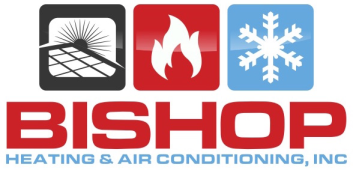 Bishop Heating & Air Conditioning Logo